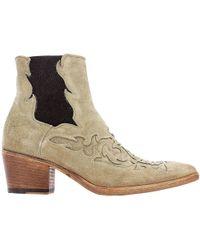 Alberto Fasciani - Flat Booties Shoes Women - Lyst