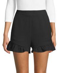 BCBGMAXAZRIA - High-rise Shorts - Lyst