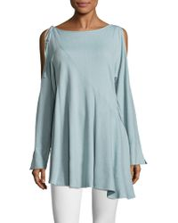 Free People - Clear Skiers Solid Tunic - Lyst