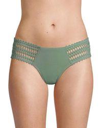 Robin Piccone - Sophia Side Tab Bikini Bottom - Lyst