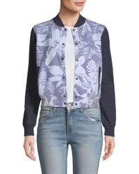 Sol Angeles - Mystique Bomber Jacket - Lyst