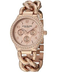 Stuhrling Original - Women's Lady Renoir Shine Watch - Lyst