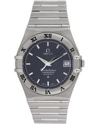 Omega - 1990s Men's Constellation Chronometer Watch - Lyst