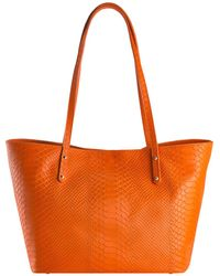Gigi New York - Mini Taylor Tote Bag - Lyst