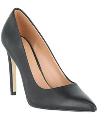 1e7efba2fd11 Halston Carol Suede Mary Jane Pump in Blue - Lyst