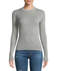 AG Jeans - Roundneck Sweater - Lyst