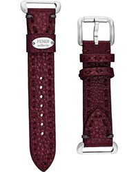 Fendi - Women's Selleria Watch Strap - Lyst