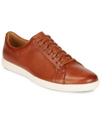 Cole Haan - Grand Cross Court Lace-up Trainers - Lyst