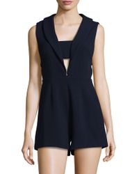 Finders Keepers - Look Like You Playsuit - Lyst