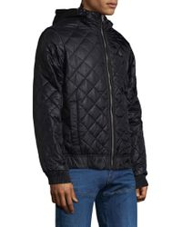 G-Star RAW - Meefic Quilted Hdd Overshirt - Lyst