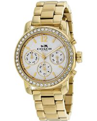 COACH - Women's Legacy Sport Watch - Lyst