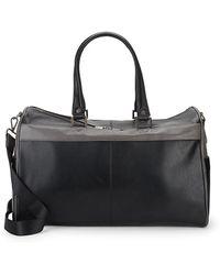 Robert Graham - Siran Leather Duffel Bag - Lyst