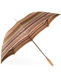 Missoni - Enzo Striped Umbrella - Lyst