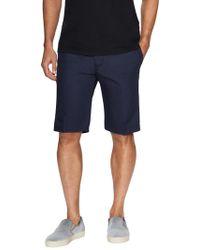 DIESEL - Solid Slip Shorts - Lyst
