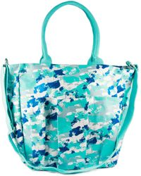 3e16015f6515 Saachi Cute Starfish Inspired Compact Lunch Bag in Green - Lyst