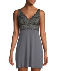 Samantha Chang - Built Up Chemise - Lyst