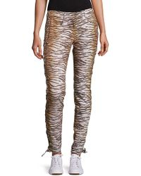 A.L.C. - Laced Tiger Pants - Lyst