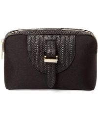 meli melo - Mixed Media Cosmetic Case - Lyst
