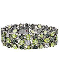 Roberto Coin 18k 37.25 Ct. Tw. Diamond & Peridot Bracelet