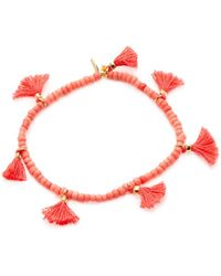 Shashi - Ella Stretch Friendship Bracelet - Lyst