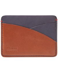 Miansai - Two-toned Card Holder - Lyst