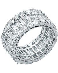 Diana M. Jewels - . Fine Jewellery 18k 8.85 Ct. Tw. Diamond Ring - Lyst