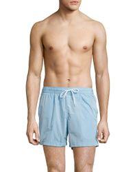 T. Christopher - Solid Nantucket Swim Shorts - Lyst