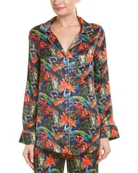 Commando - ? Silk Sleep Shirt - Lyst