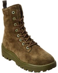 Yeezy Season 6 Suede Combat Boot