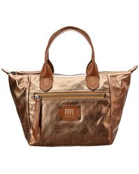 Frye - Ivy Small Leather Satchel - Lyst