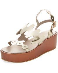 Ivy Kirzhner - Figaro Platform Sandal - Lyst