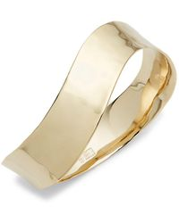 Robert Lee Morris - Wavy Bangle Bracelet - Lyst