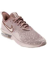 the latest 66009 35e33 Nike - Air Max Sequent 4 Mesh Sneaker - Lyst