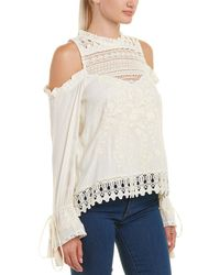 Love Sam - Shang Hai Blouse - Lyst