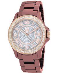 Jivago - Women's Ceramic Watch - Lyst