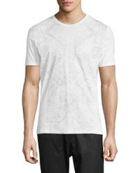 Diesel Black Gold | Ty Graphic T-shirt | Lyst
