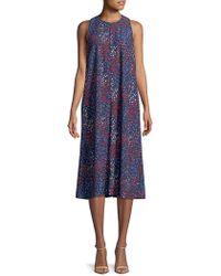 French Connection - Frances Wide-leg Floral Jumpsuit - Lyst