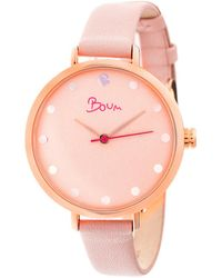 Boum - Women's Perle Watch - Lyst