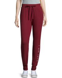 Peace Love World - Emma Jogger Pant - Lyst