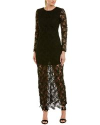 Maje Lace Gown