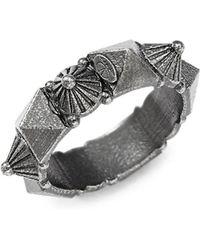 Valentino - Rockstud Slip-on Ring - Lyst