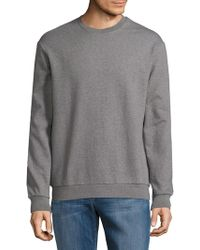Armani Jeans - Crewneck Sweatshirt - Lyst