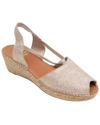 Andre Assous - Dainty Wedge Sandal - Lyst