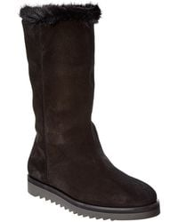 Aquatalia - Palmira Waterproof Suede Boot - Lyst