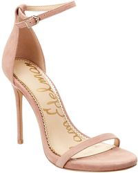 c63c812ecba9 Lyst - Women s Sam Edelman Stilettos and high heels Online Sale