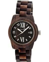 Earth - Unisex Heartwood Watch - Lyst