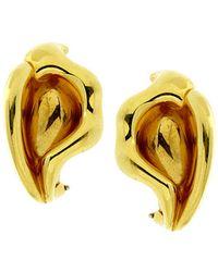 Heritage Tiffany & Co. - Tiffany & Co. 18k Earrings - Lyst