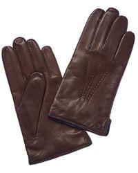 Hickey Freeman - Men's Leather Glove - Lyst