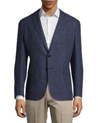 Ralph Lauren - Twill Textured Jacket - Lyst