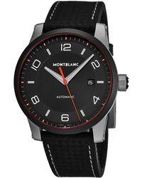 Montblanc - Mont Blanc Men's Timewalker Watch - Lyst